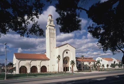 L.A. SLEEPERS Locations: The Margaret Herrick Library (Beverly Hills,CA)